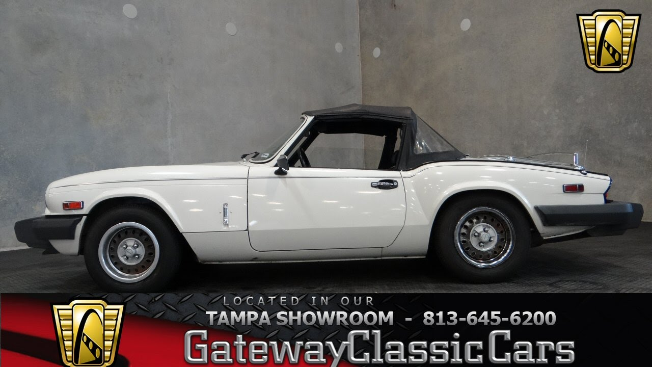 1979 triumph spitfire 1500 youtube mgb electrical diagrams 1974 triumph spitfire wiring diagram [ 1280 x 720 Pixel ]