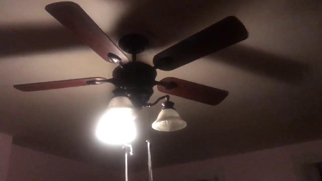 Harbor Breeze Bellhaven Ceiling Fan on