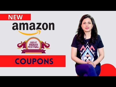 Amazon Coupons | Get Amazon Great Indian Festival Sale Coupons & Promo Codes to Save more money
