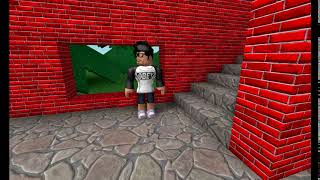 Last one up the stairs! (Roblox SM)