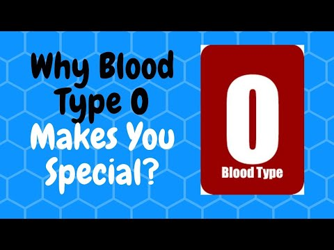 Why Blood Type