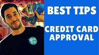 3 Tips To Getting Your Travel Credit Card Application Approved