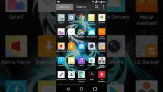 Android telefonlarda ekran kaydetme programlari