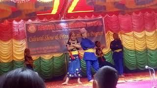 Kutu Kutu Yo Mutu Khane Bho by school girls