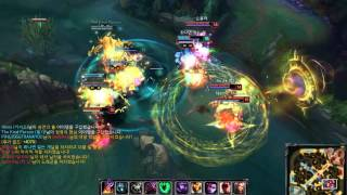 how to use bard ULT from jin air xD (League of Legends)