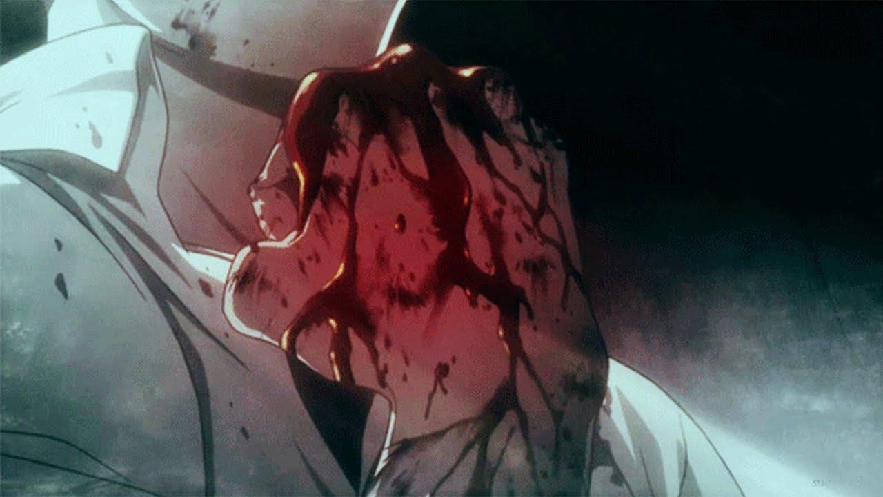 Hentai violence