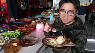 Wisata Kuliner Nasi Kasreng Makanan Khas Kuningan | Indonesian Street Food