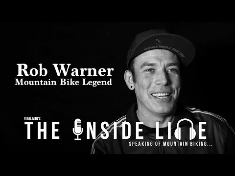 The Inside Line Podcast - Rob Warner (No Video)
