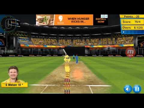 Chennai Super Kings  'BATTLE OF CHEPAUK 2' GAMEPLAY