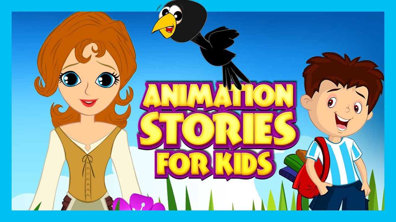 animation stories for kids in english storytelling for kids