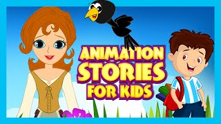 Animation Stories For Kids In English - Storytelling For Kids