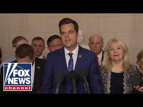 House GOP speak