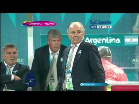 Messi le pide a Sabella que sacara a Higuaín x Aguero