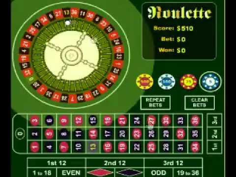 How to win in Roulette ! best system ! 600$ in one hour !