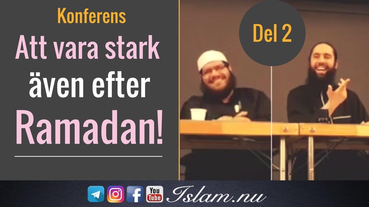 Att vara stark även efter Ramadan | Göteborg Konferens | Del 2 av 2