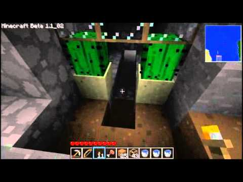 how to make a spawn trap in minecraft