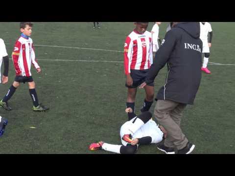 U11   161119   Match 10   FC Léopold   BX Brussels 6 2   M02