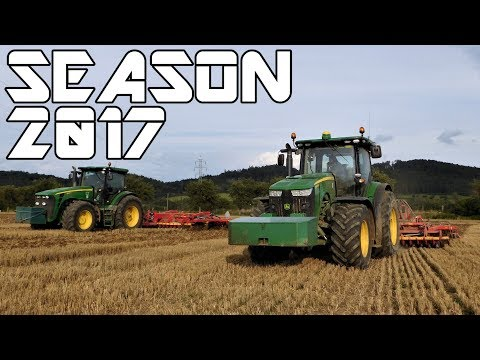🌍 🚜 🎁 SEASON 2017 by Czech Farming |Extreme farming machines in action|