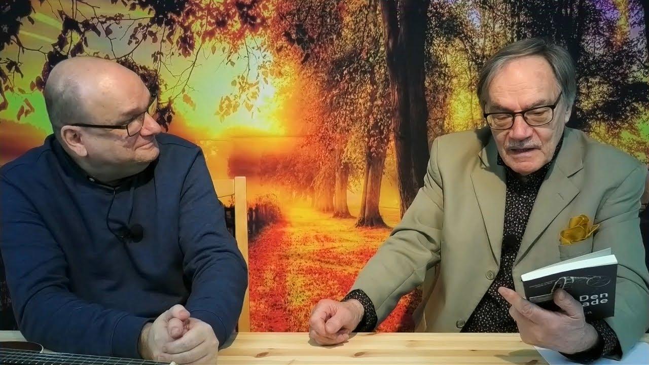 Henry Holmberg intervjuar Christer Åberg