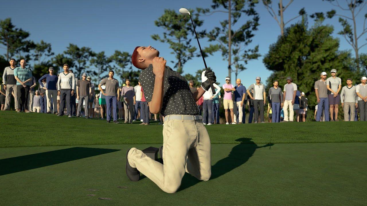PS4『PGA TOUR 2K21』宣傳影片