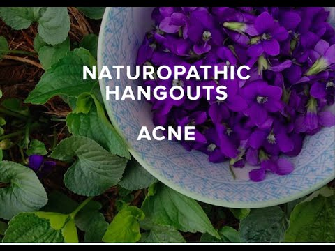 Naturopathic Approaches to Acne and Clear Skin