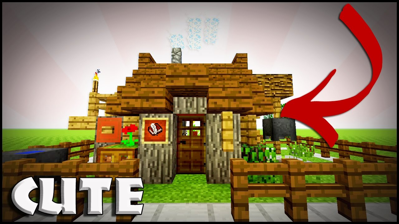 maxresdefault - 15+ Easy Small Survival Easy Small Minecraft House Ideas Pictures