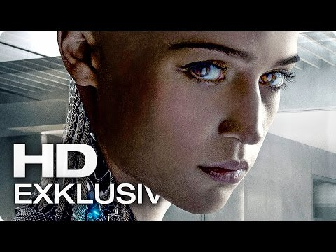 Exklusiv: EX MACHINA Featurette German Deutsch (2015)
