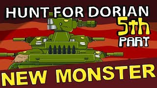 """""""Hunt for Dorian Ep 5  -  New Monster Birth""""  Cartoons about tanks"""