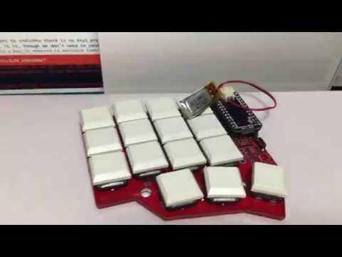 Arduino pro micro size MCU board based on Adafruit Feather nRF52