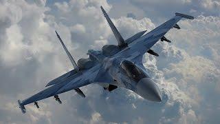 Чем Су-35 напугал НАТО и чем гордится ВВС России