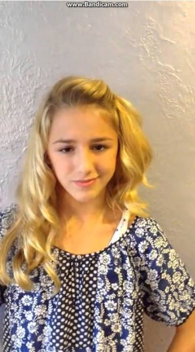 """Chloe Lukasiak Auditions for """"Maddy"""" in the movie La Vida ..."""