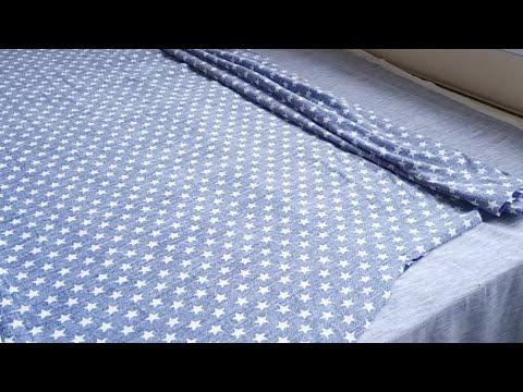 205-cắt quần lưng thun túi đấp