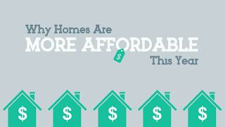 Why Homes Are More Affordable This Year- Marty Remo- #Extraordinary- Real Estate Agent in Monroe, NY