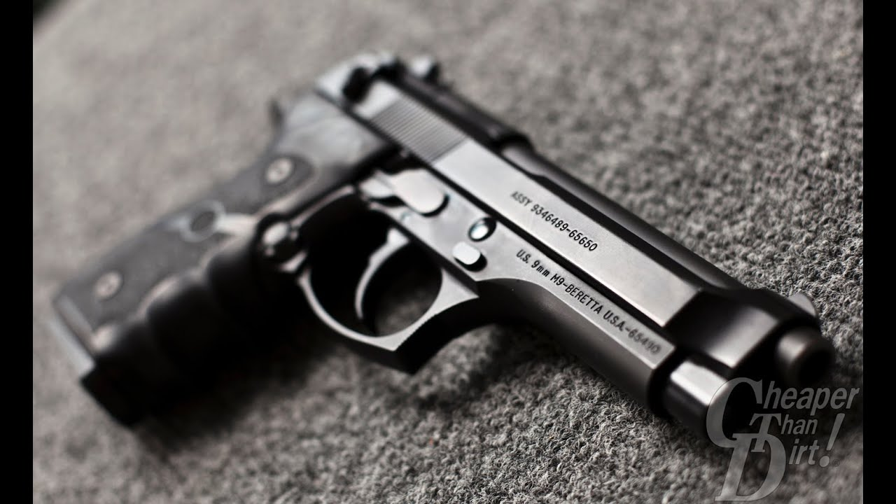Las 10 mejores pistolas 9MM / TOP 10 9mm HANDGUNS IN THE WORLD - YouTube