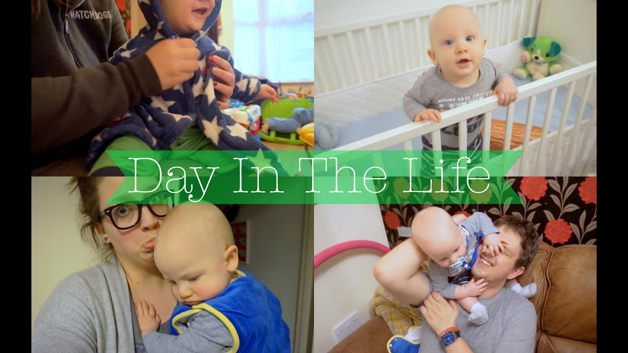 Family Friday Day In The Life With An 8 Month Old