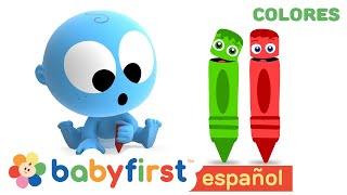 Mis Amigos los Colores con GooGoo | BabyFirst Español
