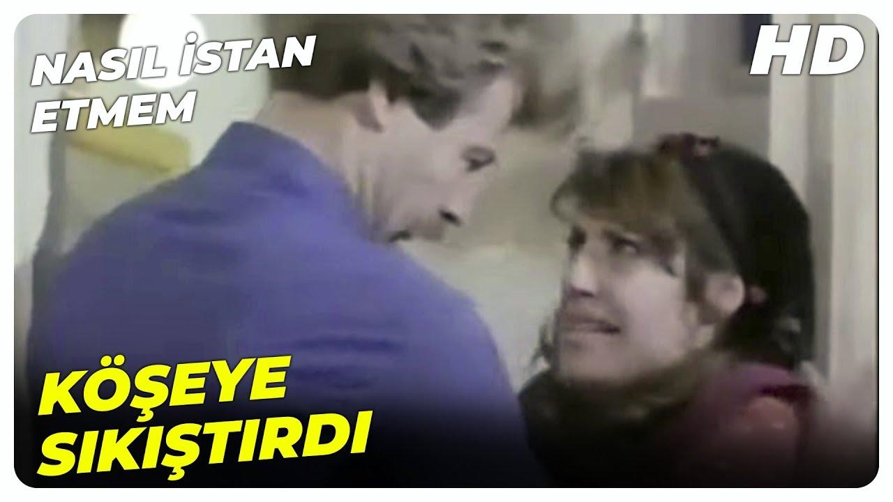 Yalçın, Hasan'ın Karısına Askıntı Oldu! | Nasıl İsyan Etmem İbrahim Tatlıses Eski Türk Filmi
