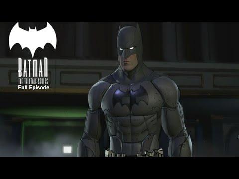 Batman: The Telltale Series Episode 2 Children of Arkham (Full Episode)