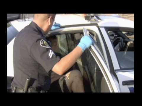 San Fernando Police & D.E.A Drug Bust