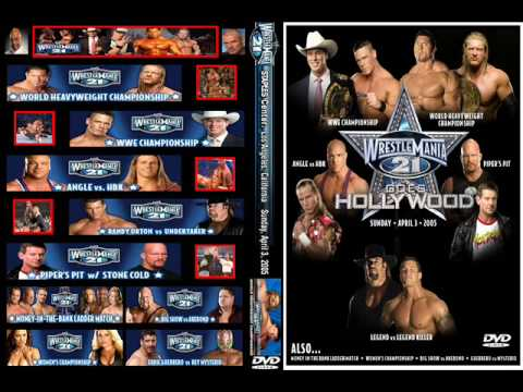 Wrestlemania 2005