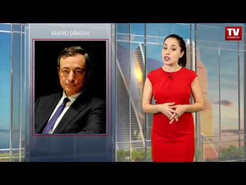 Euro trading higher after Draghi speech  (21.07.2017)