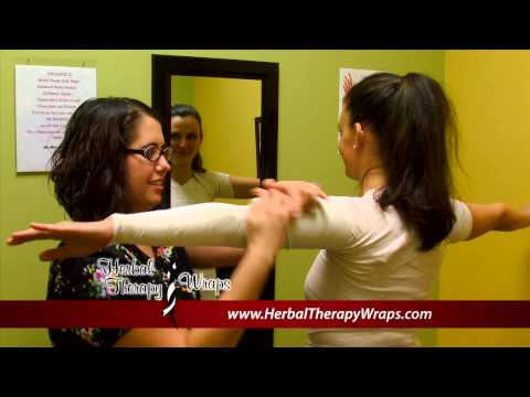 Herbal Therapy Wrap - HERBALTHERAPY2013