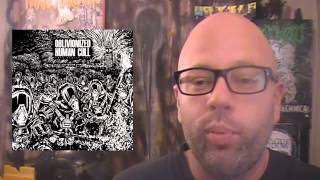 "Oblivionized/Human Cull-""The Septic Isle"" ALBUM REVIEW"