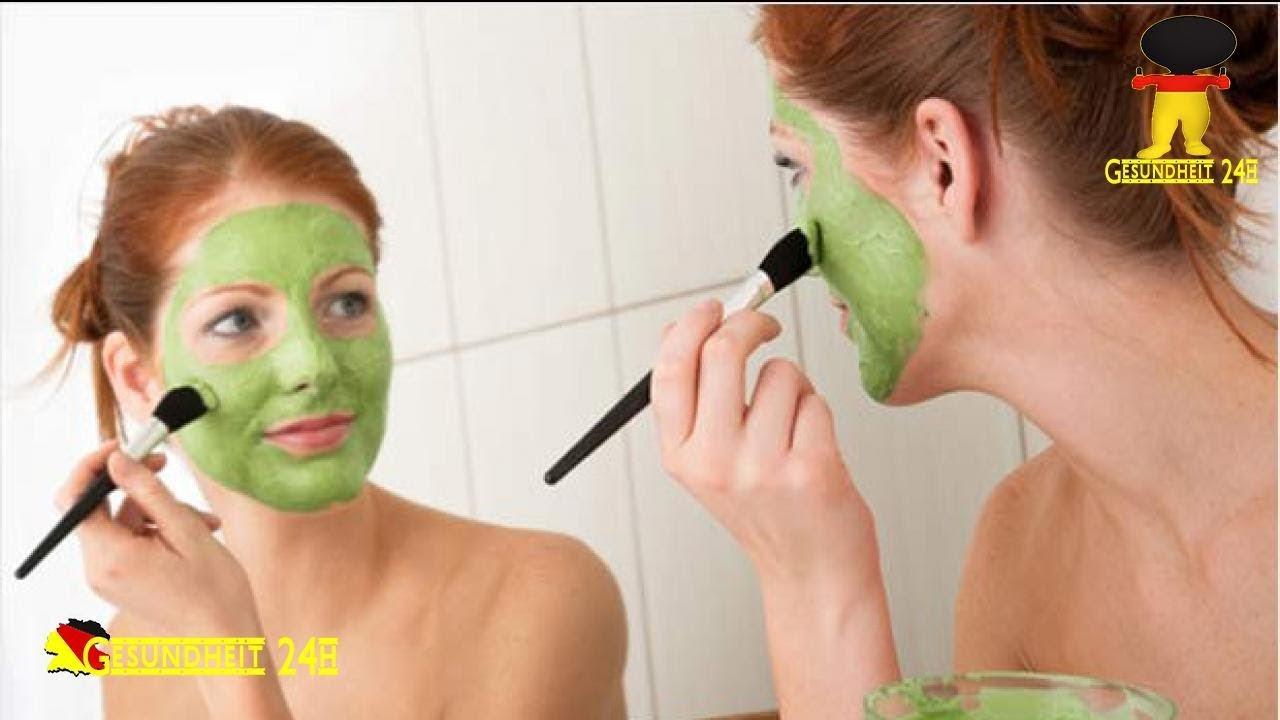 Gesichtsmaske Selber Machen Elf Simple Rezepte Youtube