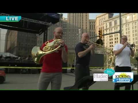 Cleveland Orchestra at Public Square