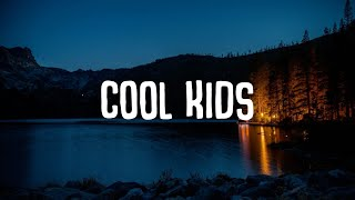 Alfons - Cool Kids (Lyrics) ft. Olympis & Helion