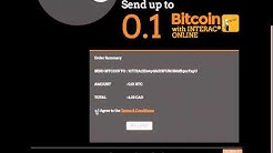 Buy Bitcoin instantly using your debit card in Canada - Interac Online - InstaBT Overview