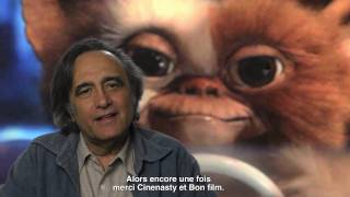 Joe Dante Introduces Gremlins At Cinenasty