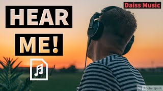 HEAR ME | Download Royalty Free Vlog Music [Free Copyright-safe Music]