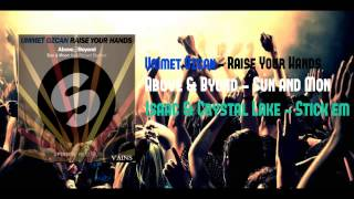 Isaac & Crystal Lake  vs. Ummet Ozcan - Your Sun Raise Your Hands Up  (Dash Berlin Dashup)